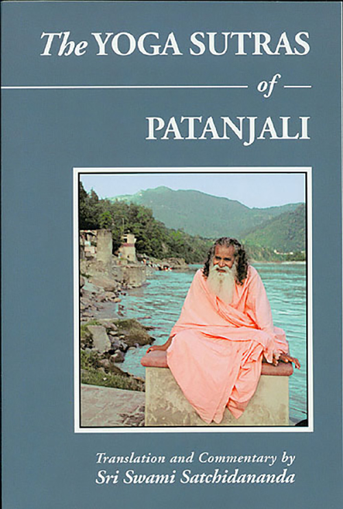 1. Yoga Sutras of Patanjali by Swami Satchidananda