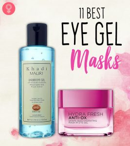 11 Best Gel Eye Masks
