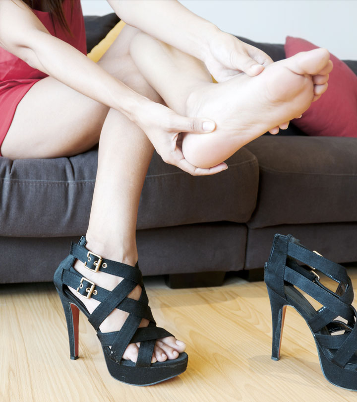 10 Side Effects Of Wearing High Heels