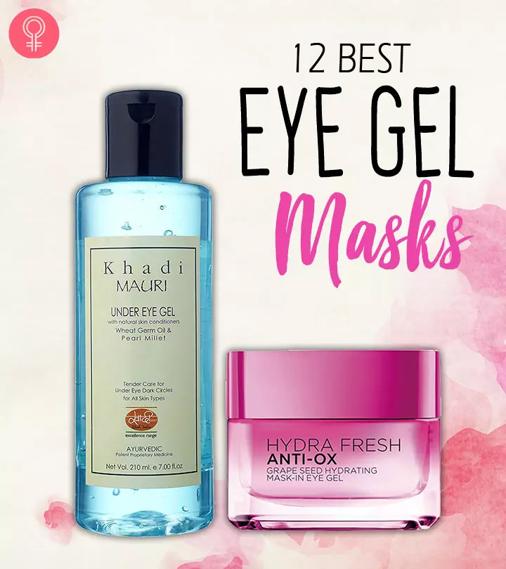 12 Best Gel Eye Masks