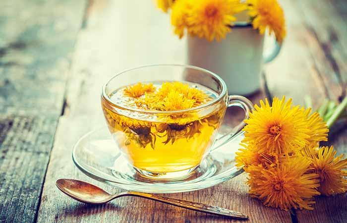 Home Remedies For Cellulitis - Dandelion
