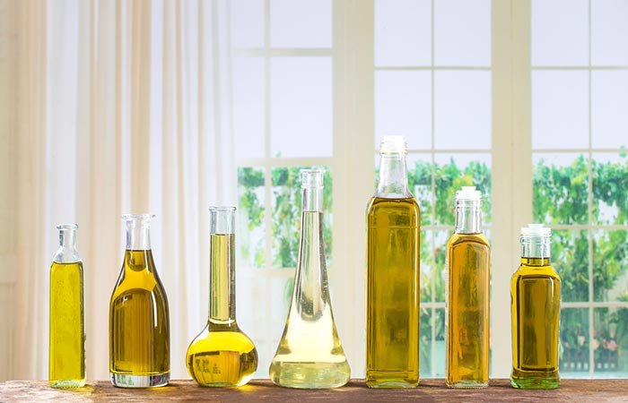 12. Oils To Remove Hair Dye From Skin