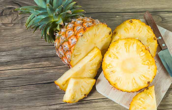 12. Pineapple