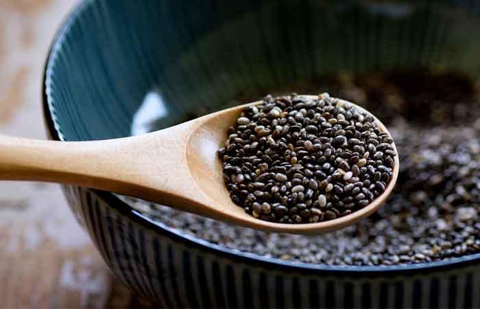 13. Chia Seeds