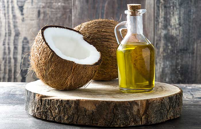 14. Coconut Oil