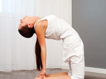 7 Yoga Poses To Do Post Dinner For A Good Night
