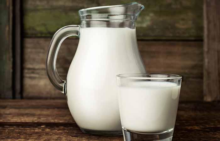 16. Milk