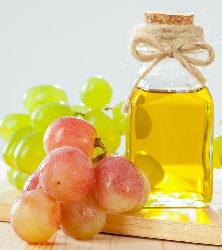 5 Amazing Benefits Of Grapeseed Oil For Skin, Hair & Health