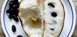 7 Amazing Uses Of Custard Apple Seeds
