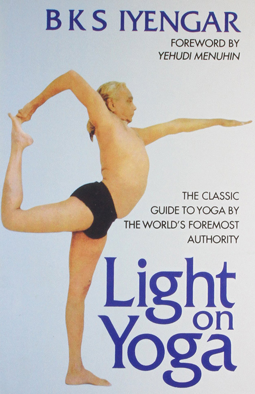 2. Light on Yoga by B.K.S. Iyengar
