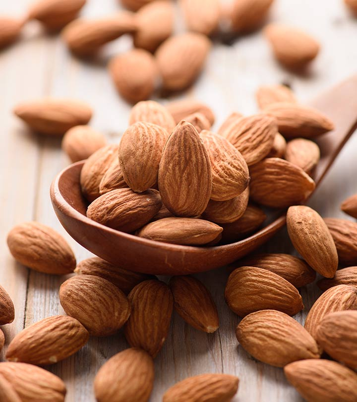 39 Amazing Benefits Of Almonds (Badam) For Skin, Hair, And Health