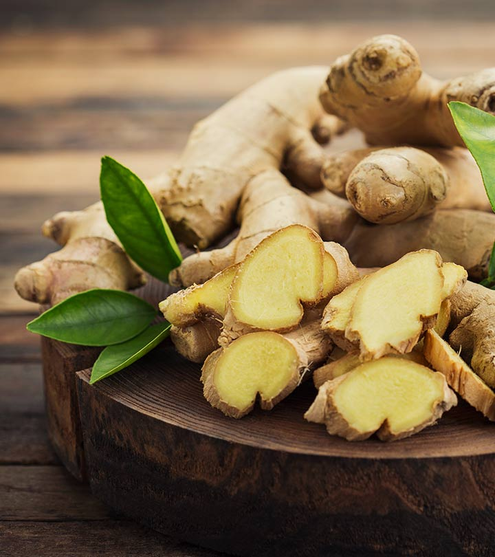 Take Ginger And Say Good Bye To High Blood Pressure Once
