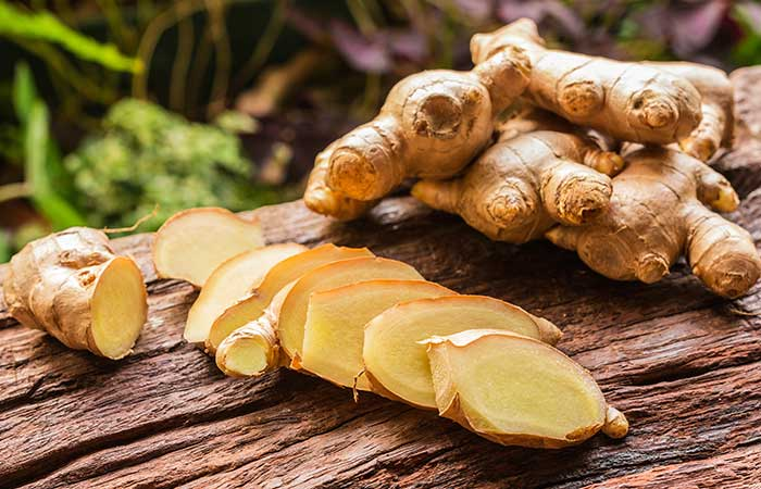 5. Ginger Root