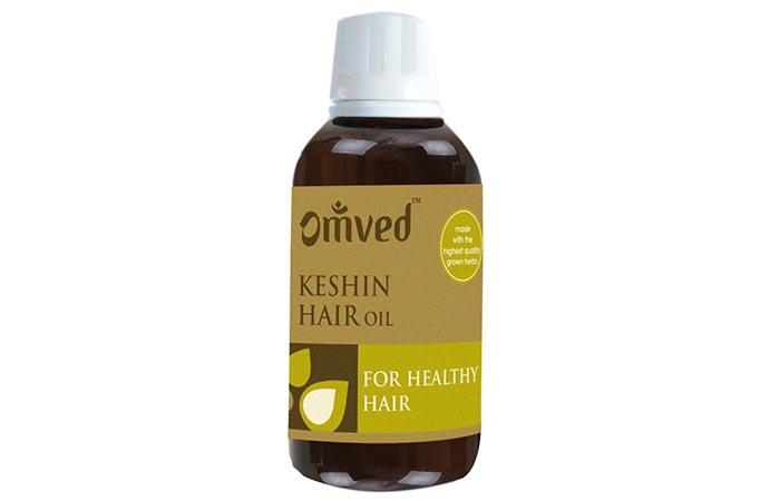 5. Omved Keshin Hair Oil