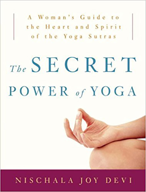 5. The Secret Power Of Yoga