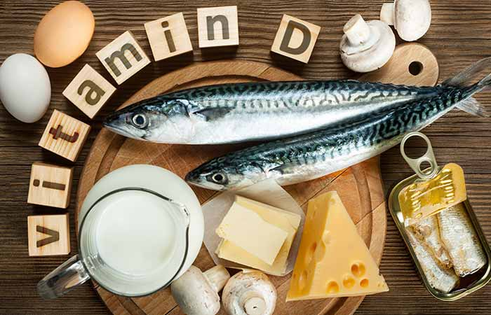 6. Vitamin D