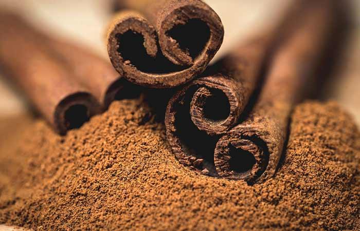 7. Cinnamon