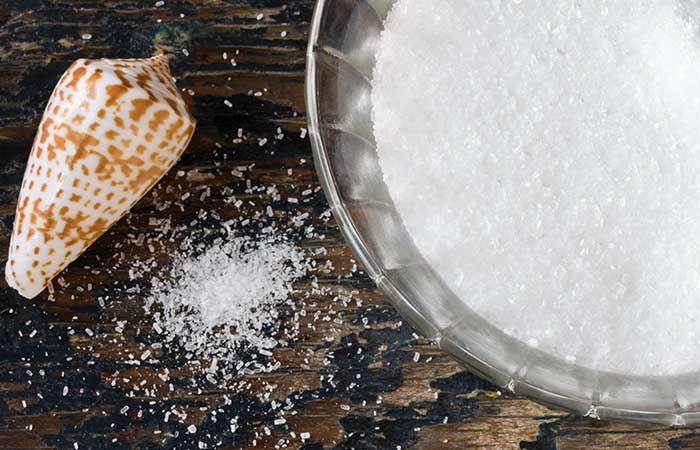 7. Epsom Salt