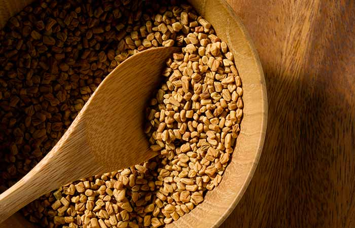Home Remedies For Cellulitis - Fenugreek Seeds
