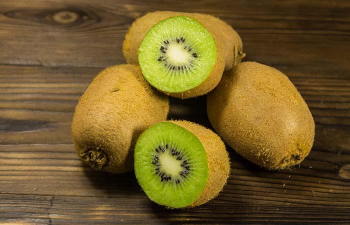 7. Kiwi Fruit