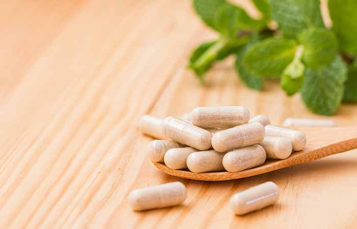 Home Remedies For Cellulitis - Vitamins