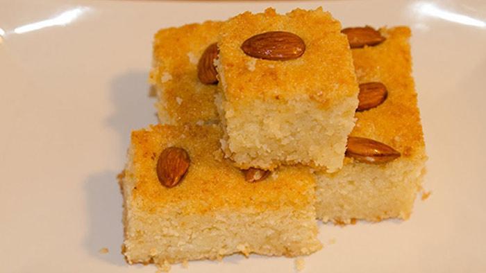 Arabic Semolina Cake