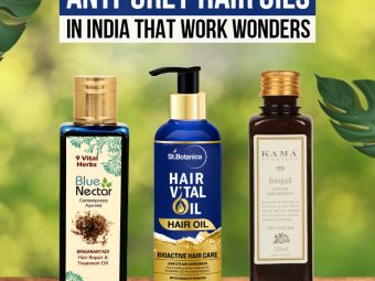 Best Anti-Grey Hair Oils In India That Work Wonders