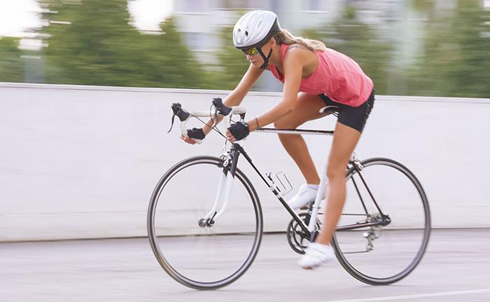 Aerobic And Anaerobic Exercises - Biking
