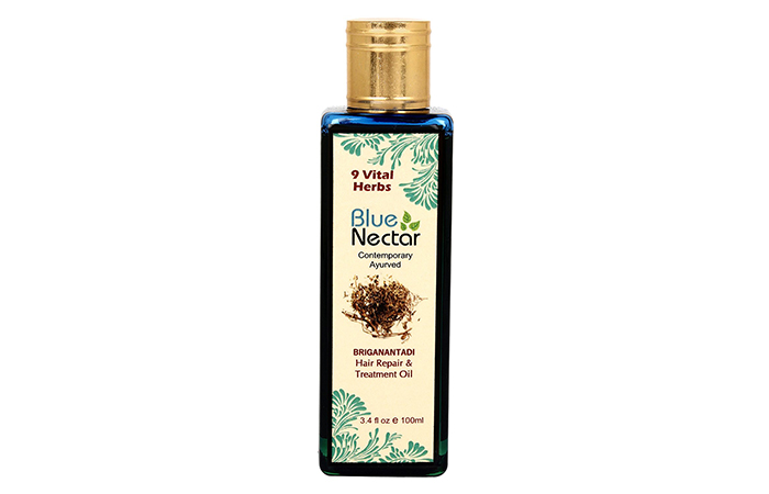 Blue Nectar Briganantadi Hair Repair & Treatment Oil