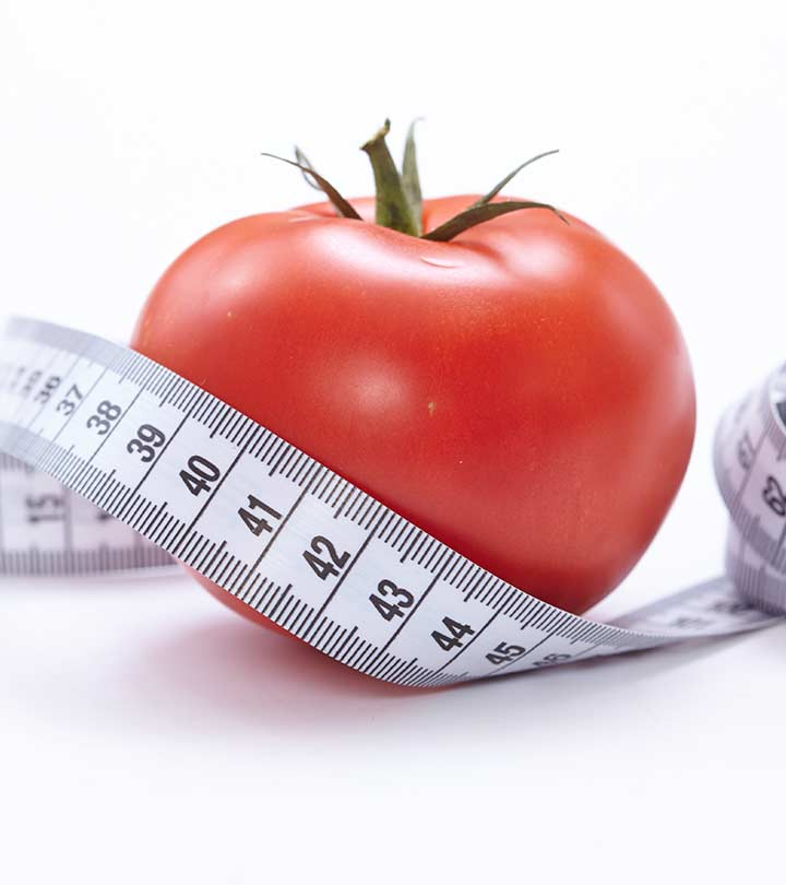 Can Eating Tomatoes Help You Lose Weight?