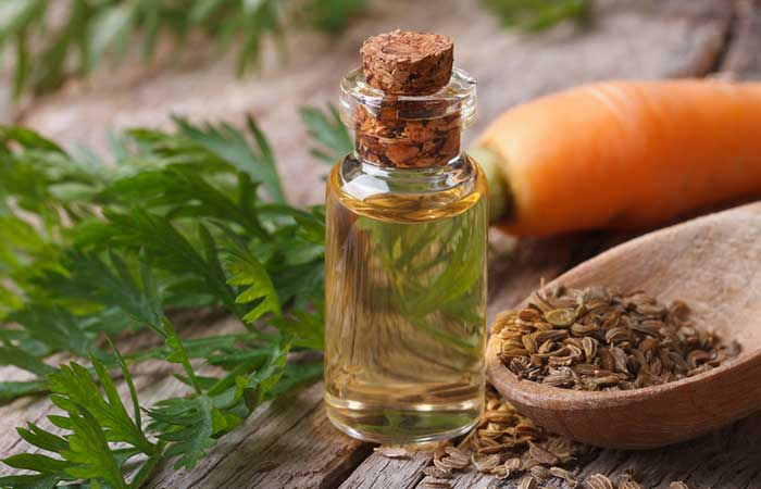 Best Essential Oils For Skin Care - Carrot Seed Oil A Natural Sunscreen