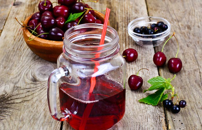 Cherry Juice For Constipation