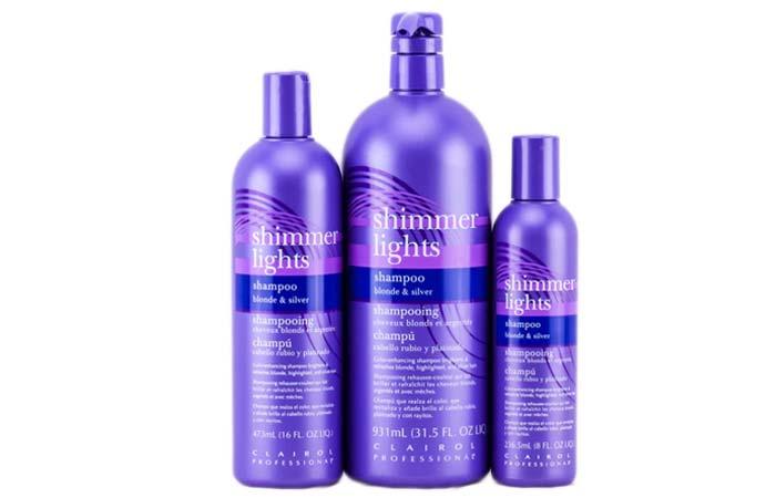 Top 10 Shampoos For White Hair