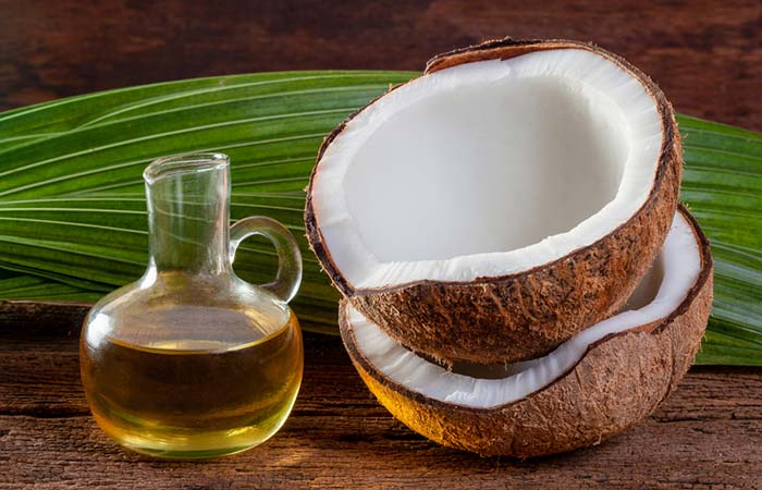 Coconut Oil - Home Remedies To Get Soft Hands