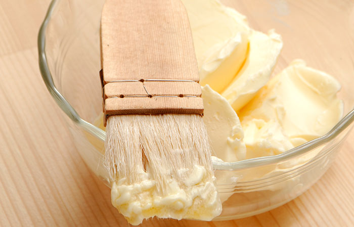 Cow dairy Butter