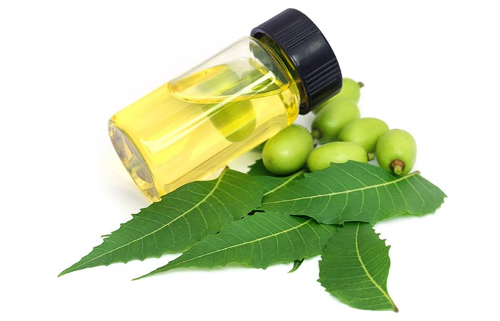 Neem Oil For Scabies - Directly Applying Neem Seed Oil