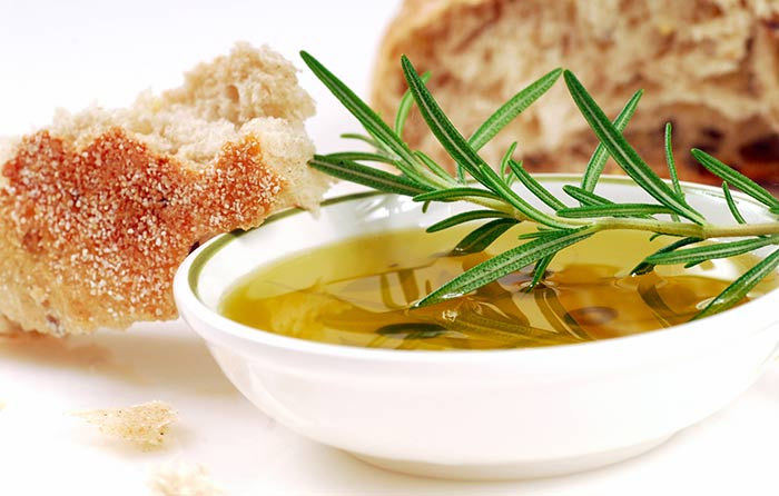 Dipping Olive Oil Recipes - Extra Virgin Olive Oil Herb Dip