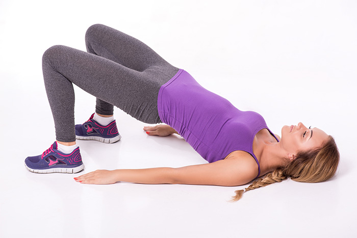 Floor Exercise For Back Excercise
