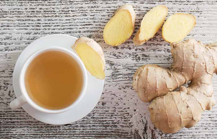 How To Get Rid Of A Skin Rashes - Ginger