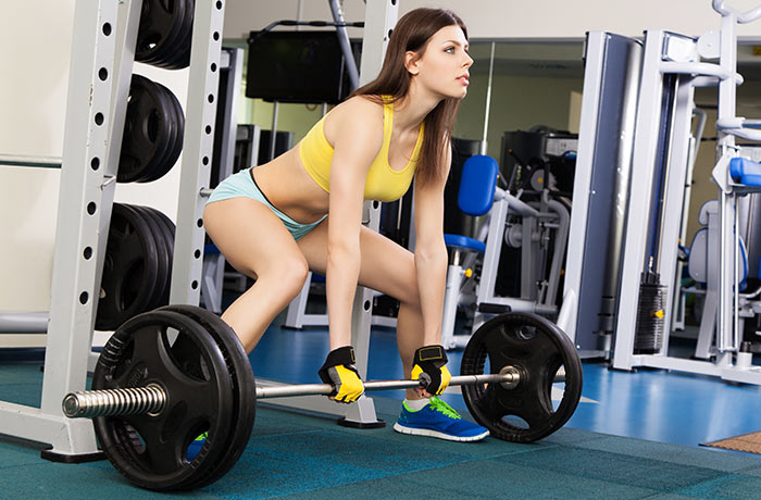 Aerobic And Anaerobic Exercises - Heavy Weightlifting