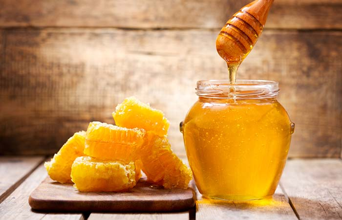 Honey - Home Remedies To Get Soft Hands