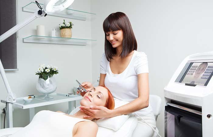 Benefits Of Oxygen Facial - How Does The Oxygen Facial Work (Oxygen Facial Procedure)