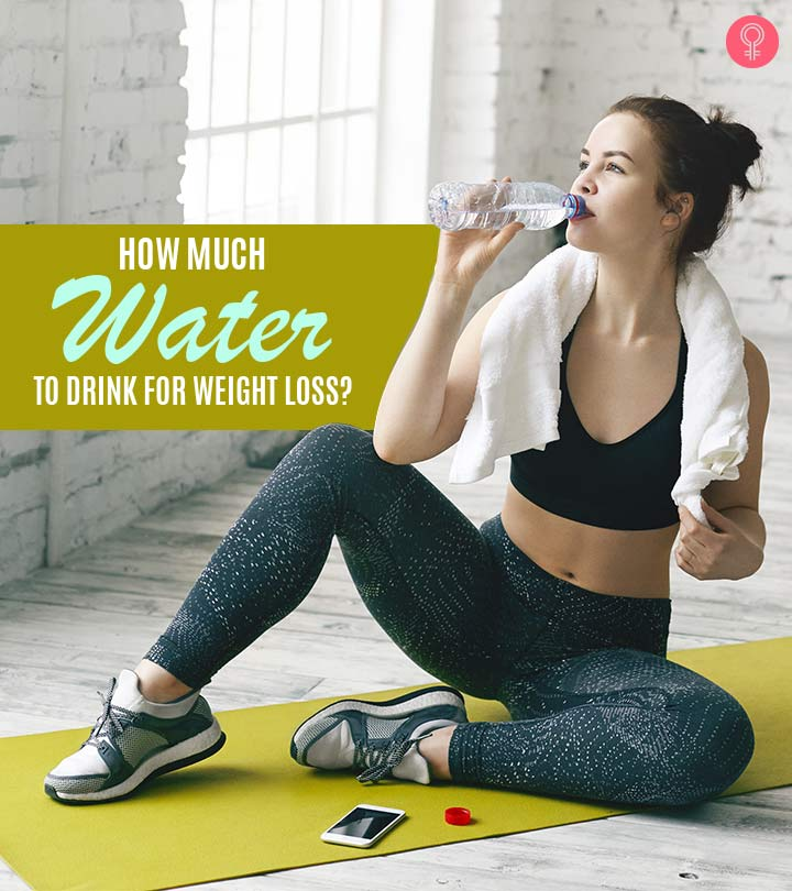 How Much Water To Drink In A Day To Lose Weight