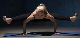 24 best yoga asanas for losing weight quickly and easily