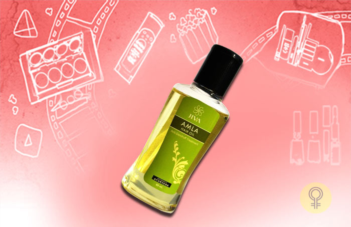 Jiva Amla Hair Oil