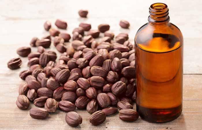 How To Get Rid Of A Skin Rashes - Jojoba Oil