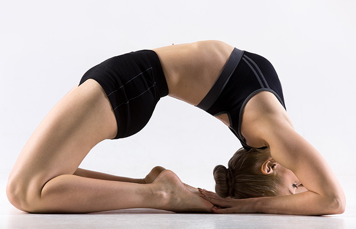 Kapotasana - Yoga Routine To De-Stress