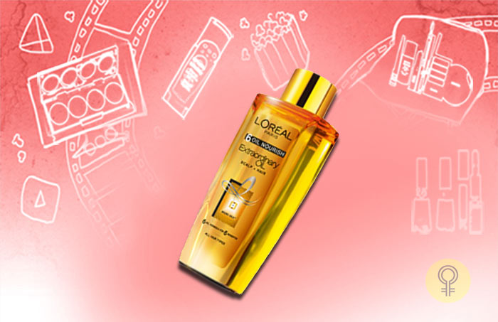 L'Oreal Six Oil Nourish Hair Oil