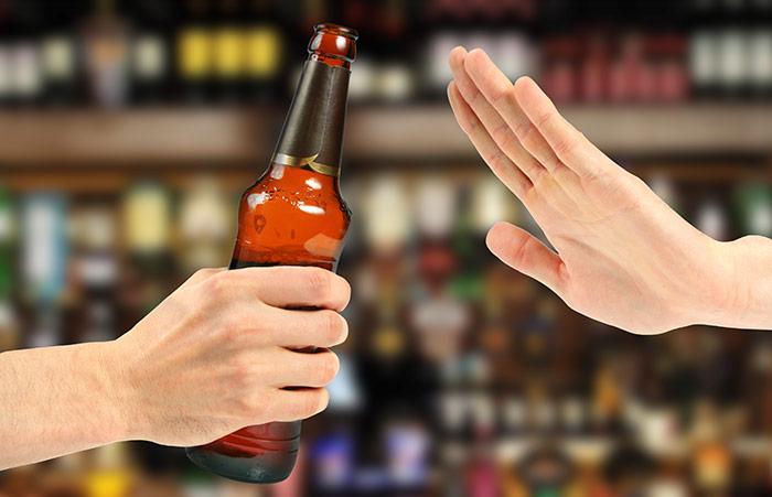 Limite de álcool