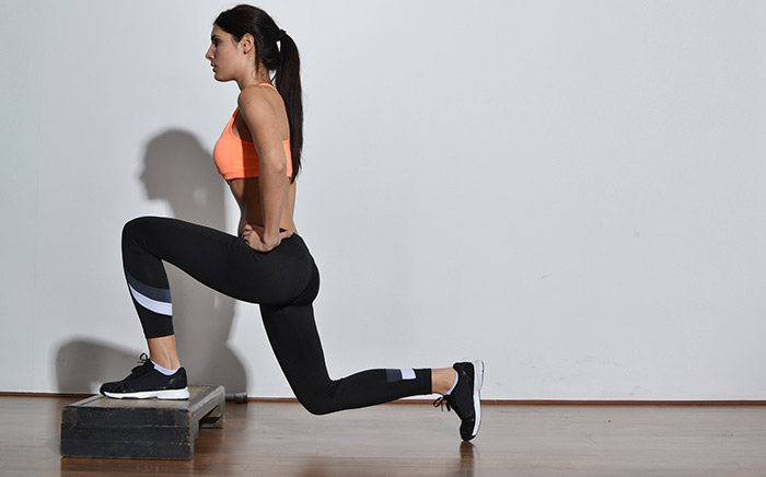 Aerobic And Anaerobic Exercises - Lunges